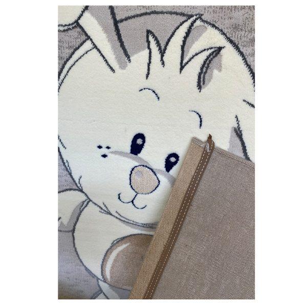 فرش کودک طرح خرگوش بندرخت