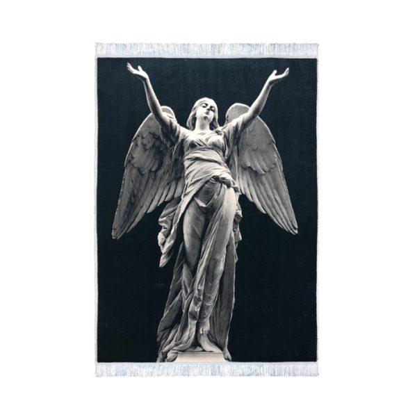 تابلو فرش تندیس فرشته