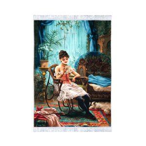 تابلو فرش فرانسوی