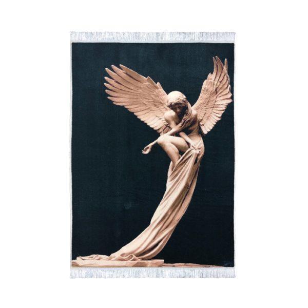 تابلو فرش بال فرشته