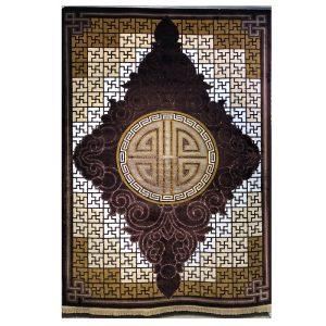 گلیم فرش متال کد PRMS706