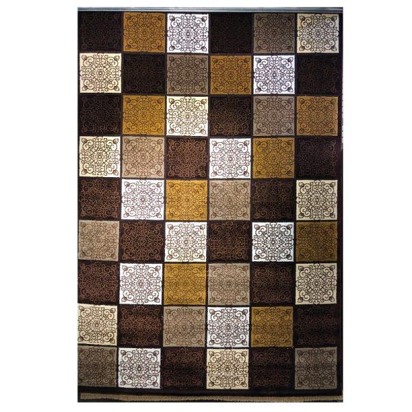 گلیم فرش متال کد PRMS711