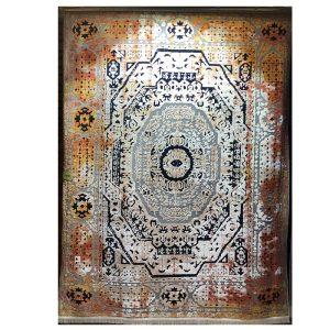 فرش کهنه نما(وینتیج) کد S807