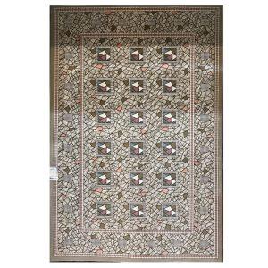 فرش فانتزی طرح سنگ فرش کد 5008