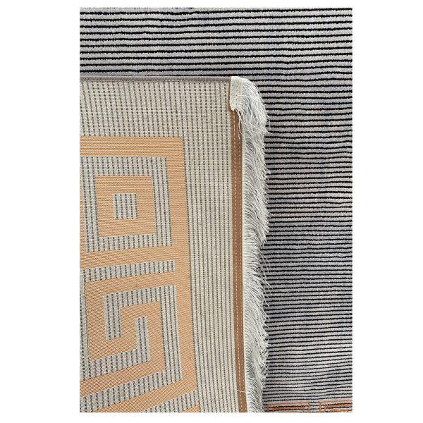 فرش ورساچه نقره ای لاکی کد S842