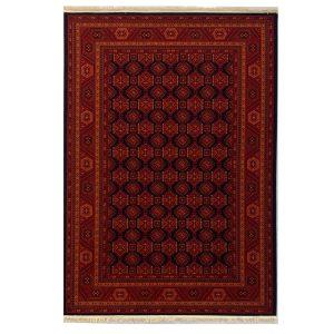 فرش ترکمن لاکی کد H216