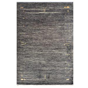 فرش مراکشی 500شانه زمینه طوسی کدk50036