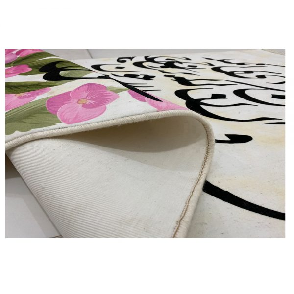 فرش اختصاصی طرح گل کد1022