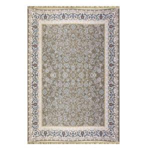 فرش ۱۲۰۰ شانه زمینه خاکستری کدSH-1216