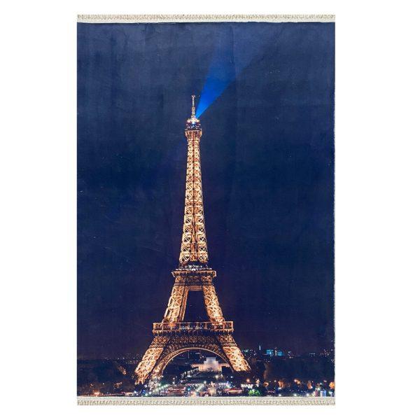 فرش اختصاصی چاپی طرح برج ایفل کد1069